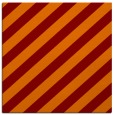 rug #521253 | square red-orange stripes rug