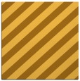 rug #521369 | square yellow rug