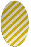 rug #521694   oval stripes rug