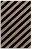 rug #521781 |  black stripes rug