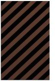 rug #521785 |  black stripes rug