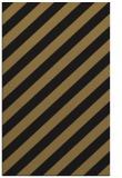 rug #521789 |  black stripes rug