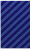 rug #521873    blue-violet rug