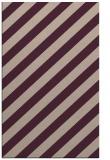 rug #521925    pink stripes rug