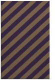 rug #522001 |  purple stripes rug