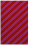 rug #522021    red stripes rug