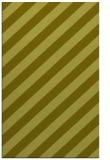 rug #522089 |  light-green stripes rug