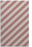 rug #522109 |  pink stripes rug