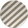 rug #522121 | round beige rug