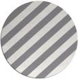 rug #522306 | round stripes rug