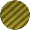 rug #522441 | round light-green rug