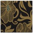 rug #524605 | square brown rug