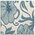 rug #524609 | square white natural rug