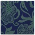rug #524617 | square blue natural rug