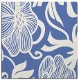 rug #524625 | square blue natural rug