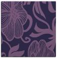 rug #524681 | square purple rug