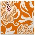 rug #524777 | square orange natural rug