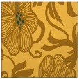 rug #524889 | square yellow natural rug