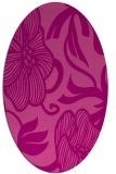 rug #525146 | oval natural rug
