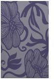 rug #525377    blue-violet natural rug
