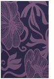 rug #525385 |  purple rug