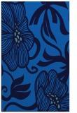 rug #525457 |  blue rug