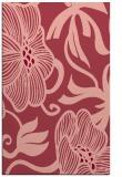 rug #525505 |  pink rug