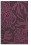 rug #525513 |  purple natural rug