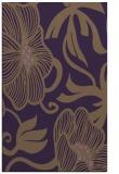 rug #525521 |  purple natural rug