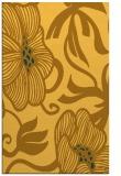 rug #525593 |  light-orange natural rug