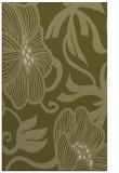 rug #525621 |  light-green natural rug