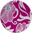 rug #525742 | round natural rug