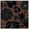 rug #528113   square black natural rug