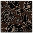 rug #528117 | square black rug