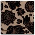 rug #528121   square brown rug