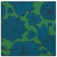 rug #528185 | square blue rug
