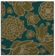 rug #528225   square brown natural rug