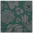 rug #528233 | square green rug