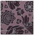 rug #528341   square purple natural rug
