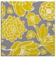rug #528405 | square yellow natural rug