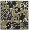 rug #528413 | square black natural rug