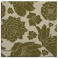 rug #528437 | square light-green rug