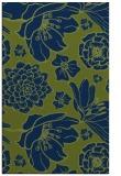 rug #528845 |  blue natural rug