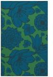 rug #528889 |  blue rug