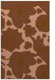 rug #528953 |  mid-brown rug