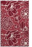 rug #529021 |  pink natural rug