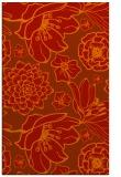 rug #529053 |  red natural rug