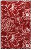 rug #529057 |  red natural rug
