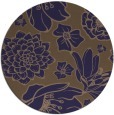 rug #529269   round beige natural rug