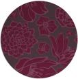 rug #529387 | round natural rug